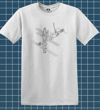 Solar Plans Blueprint T-shirt