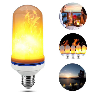 Decorative Led Flame Light Bulb
