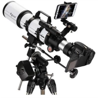TIANLANG 80EQ-1-2 HD Astronomy Telescope Student Adult View Landscape Star Professional Stargazing Telescope