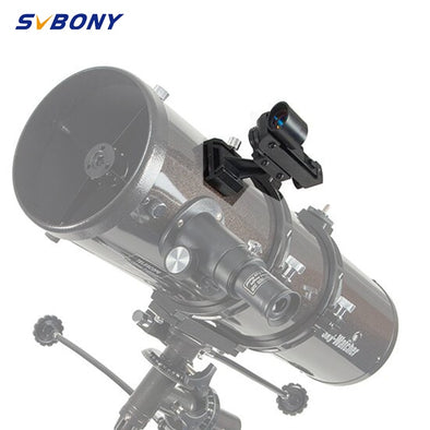 SVBONY Red Dot Finder Scope Astronomy for 80EQ 80DX 90DX SE SLT Telescope Binoculars Monocular Drop Shipping W2299A