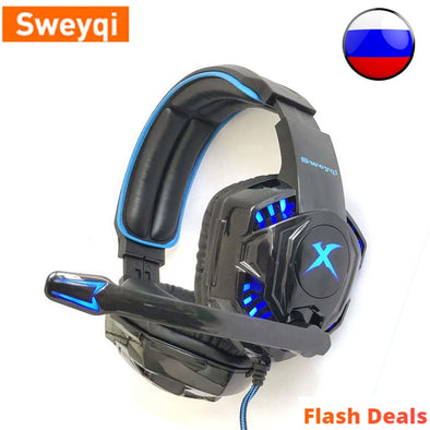 Gaming Headphone with Active noise cancellation