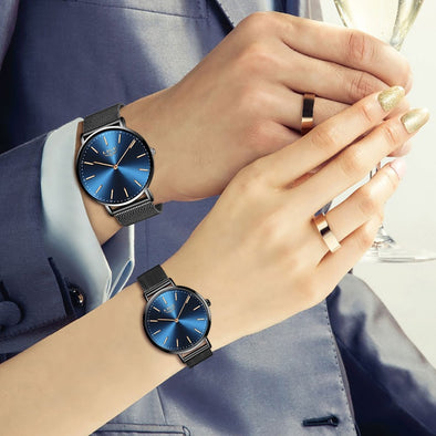Wrist Watch For Couples