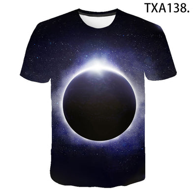 2020 Summer Galaxy T Shirt