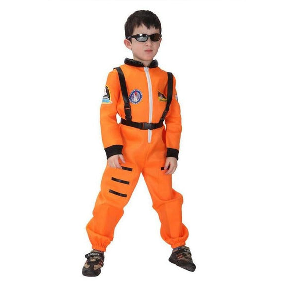 Space Costume | Space Hero Astronauts Spaceman Jumpsuit for Boys - future-rockets