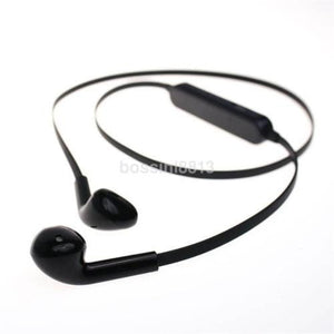 1Pcs Mic Wireless Bluetooth Headset Stereo Sport Headphone Earphone - future-rockets