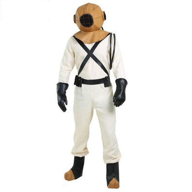Aquanaut astronaut cosplay costume men astronaut suit spaceman costumes halloween cosplay space astronaut clothing - future-rockets