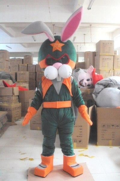 Rabbit Astronauts Space Mascot Costume For Adults Christmas Halloween Outfit Fancy Dress Suit for Halloween party event - future-rockets