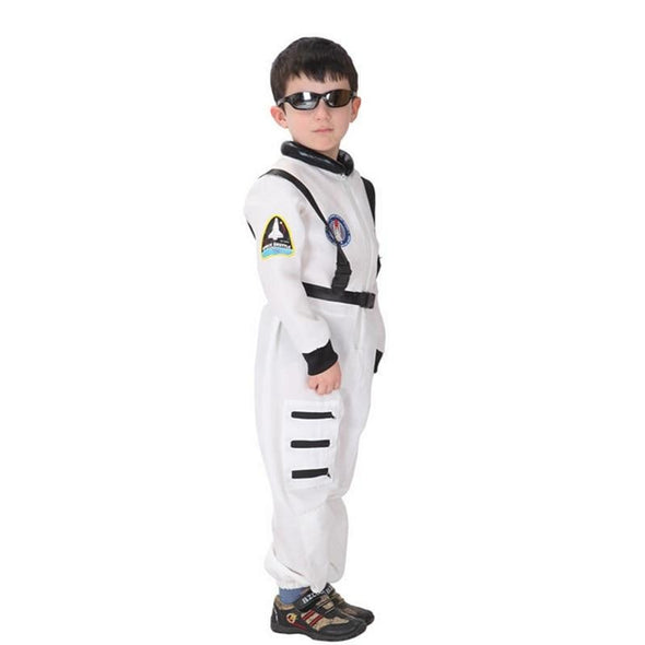 Navy Clothing Space Suit Clothing Children's Play Clothes - future-rockets