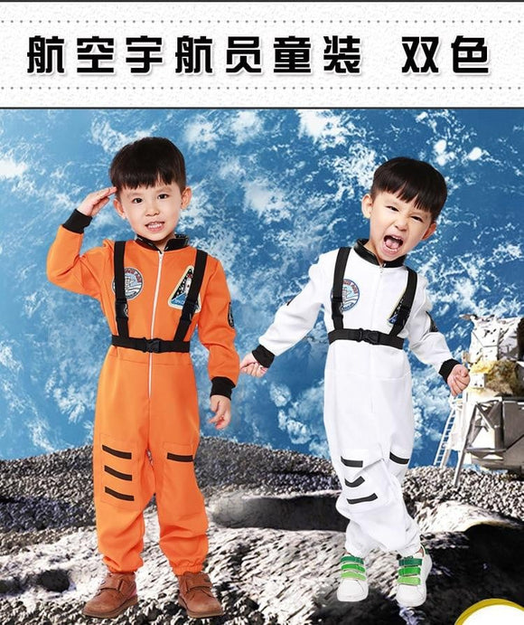 Childs Kids Space Boy Man Suit Astronaut Fancy Dress Costume Outfit 5088 -Space toys, Space art, levitating lamps ,Space inspired tech products, smart electronics