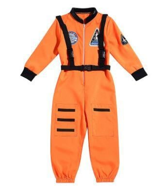 Childs Kids Space Boy Man Suit Astronaut Fancy Dress Costume Outfit 5088 - future-rockets