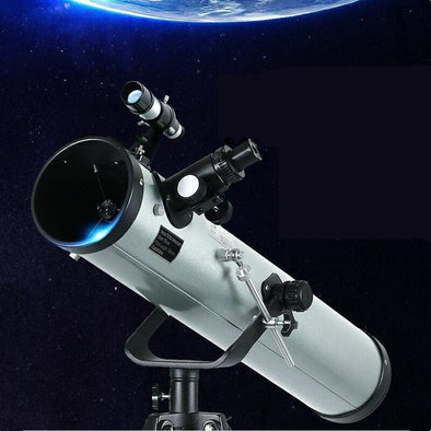 Large Aperture Ultra HD Astronomical Telescope