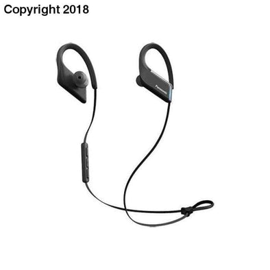 Sports Headphones Panasonic RP-BTS55E-K Bluetooth Black - future-rockets