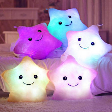 Luminous Star Light up Pillow