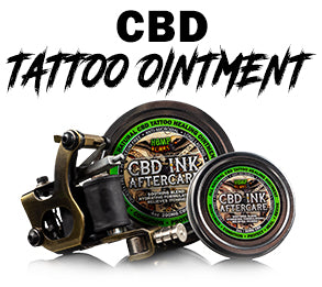 HempBombs CBD Tattoo krem
