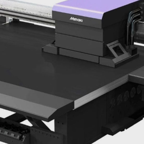 Mimaki steps up LED-UV flatbed inkjet printer range with two powerful and creative additions