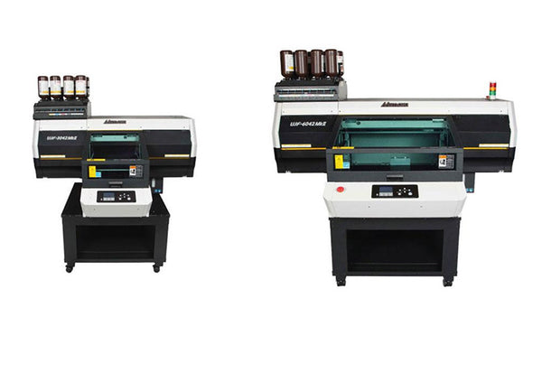 Mimaki's UJF Range - The Perfect Promotional Printer?