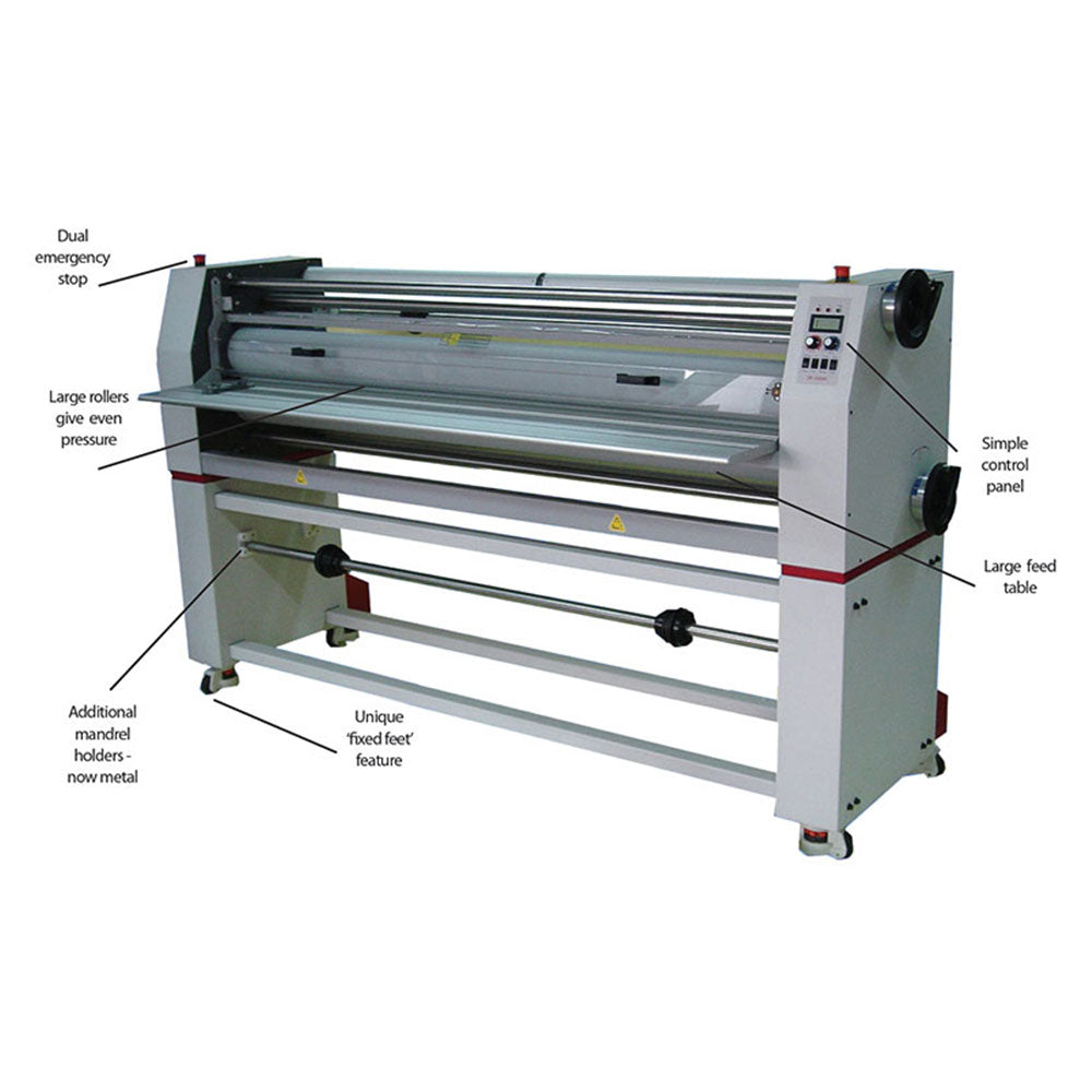 Easymount Double Hot Laminator