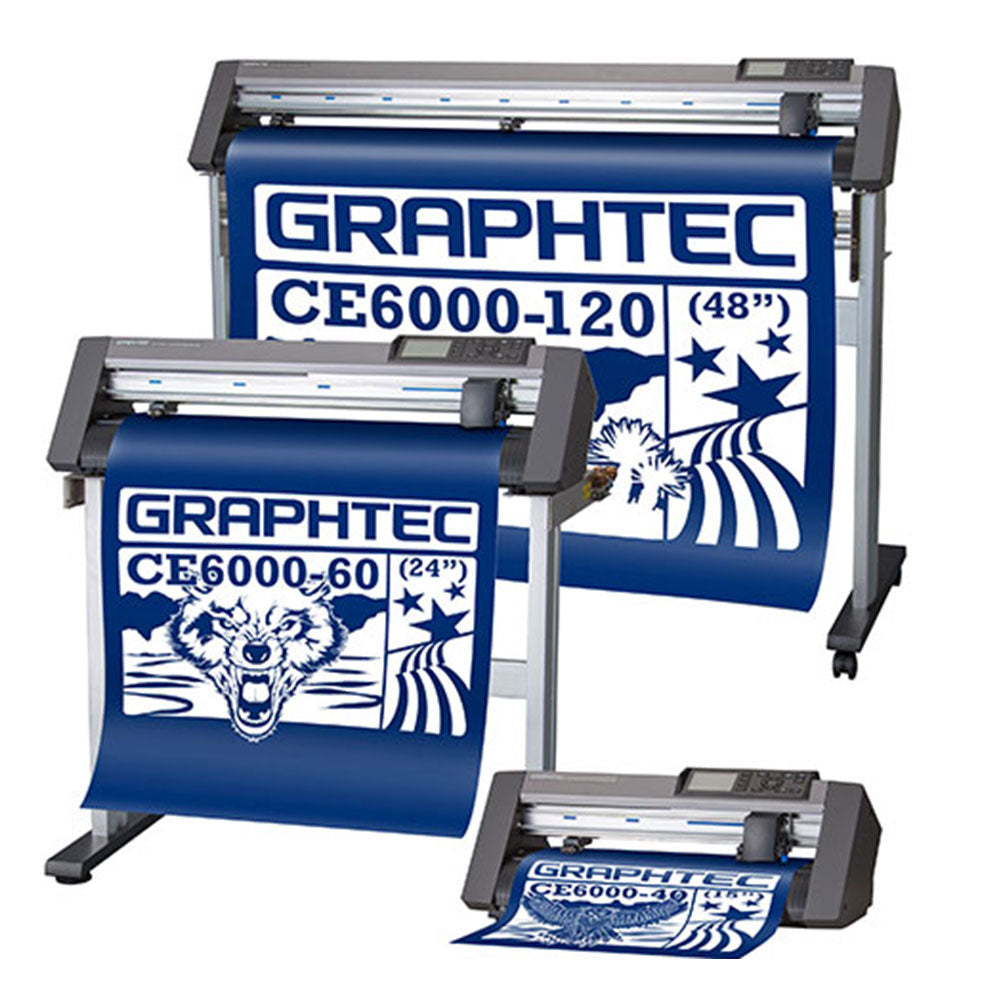 Graphtec CE6000 Vinyl Cutter Series