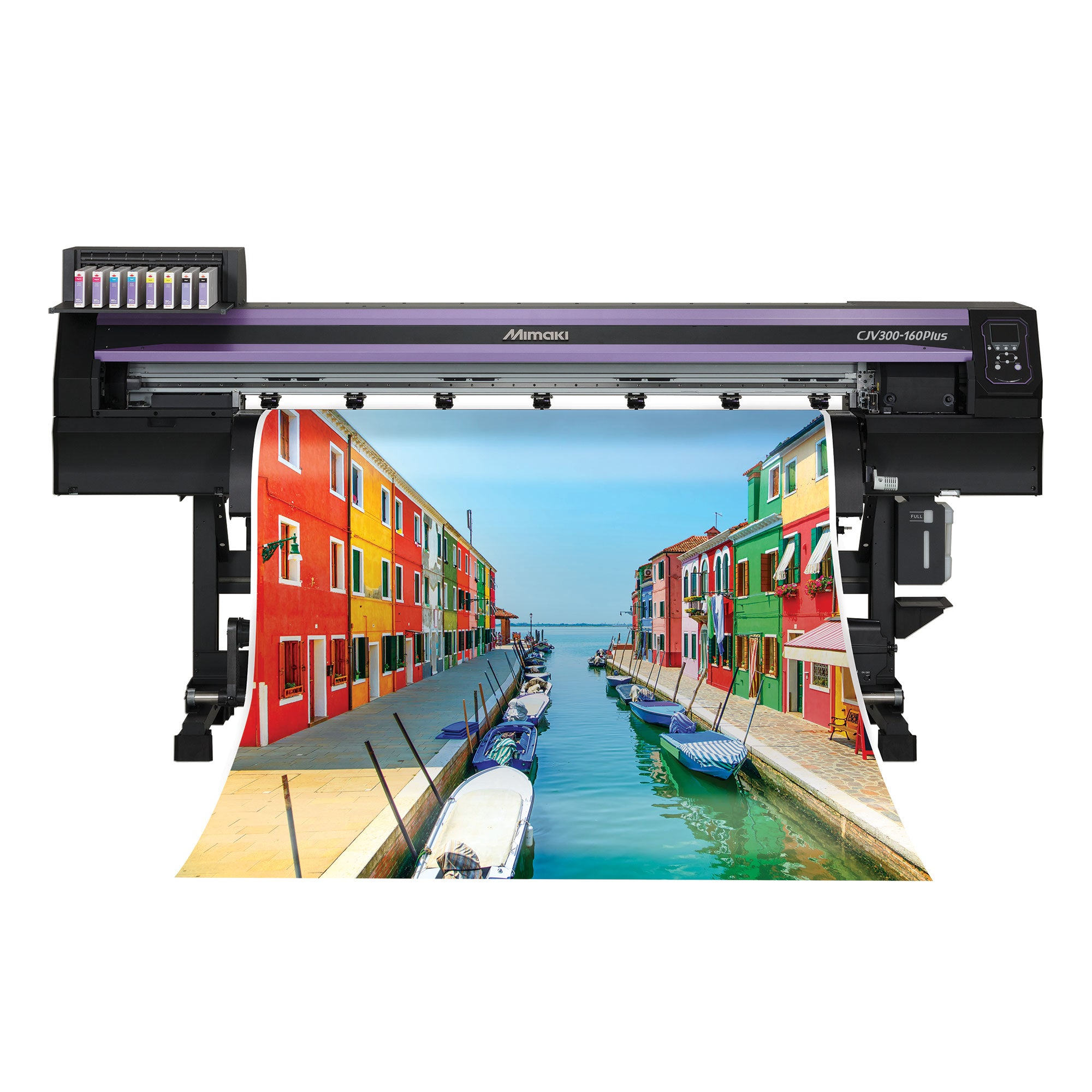 Mimaki CJV300-160Plus Printer / Cutter