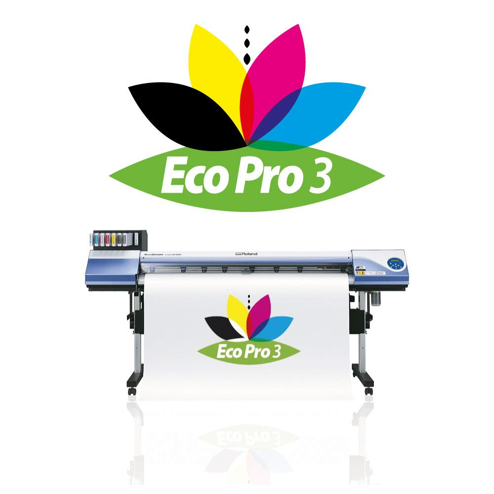 Eco-Pro 3 Ink (Roland Compatible)