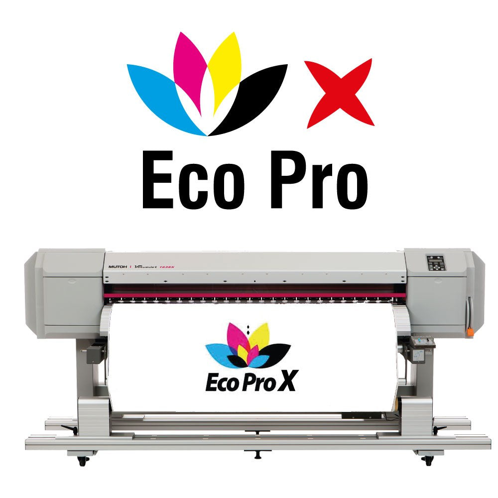 Eco-Pro X Inks (Mutoh Compatible)