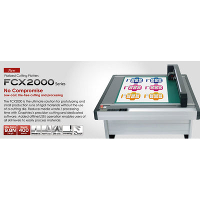 Graphtec FCX2000 Flatbed Cutter Series