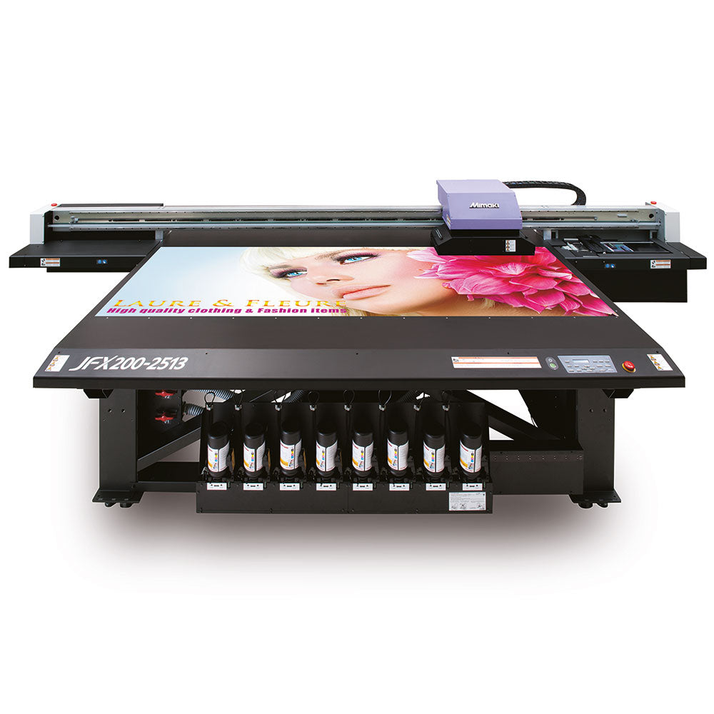 Mimaki JFX200-2513 Flatbed Printer