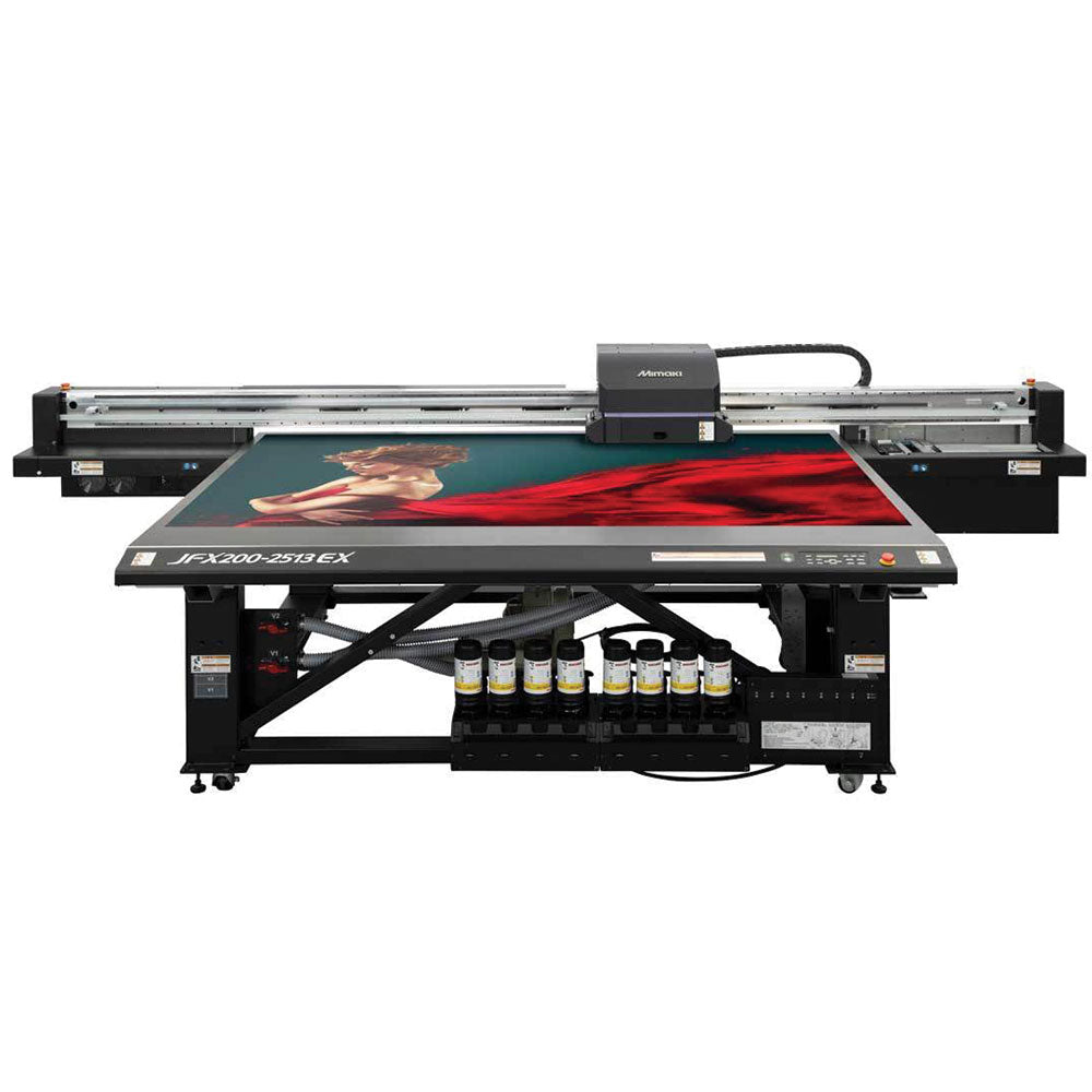 Mimaki JFX200-2513 EX Flatbed Printer