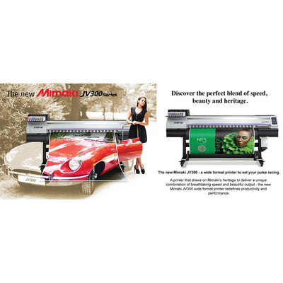 Mimaki JV300-160Plus Printer