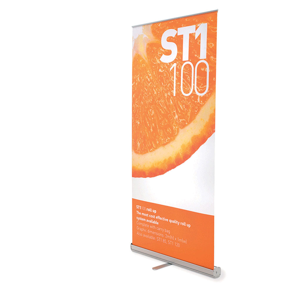 Matt White Roll-Up Banner