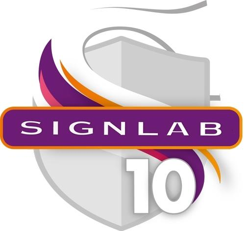 SignLAB Version 10 - Sign Making Software