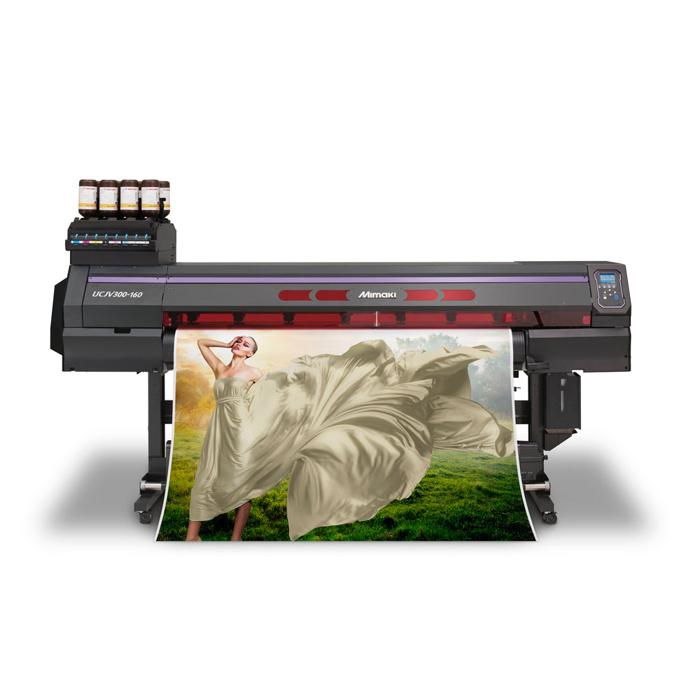 Mimaki UCJV300 Printer / Cutter