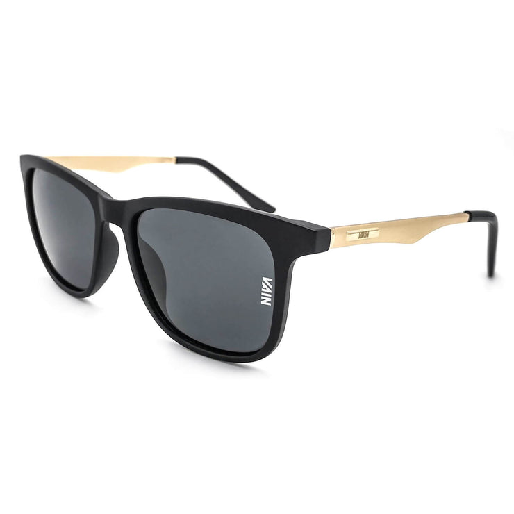New black wayfarer sunglasses