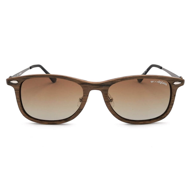 wayfarer sunglasses from wood
