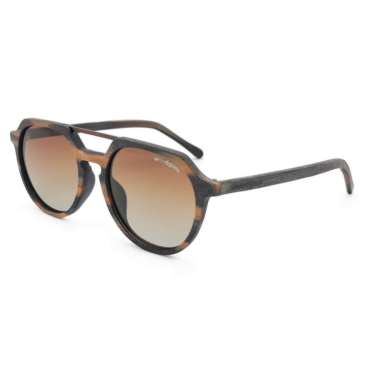 Wooden reading sunglasses