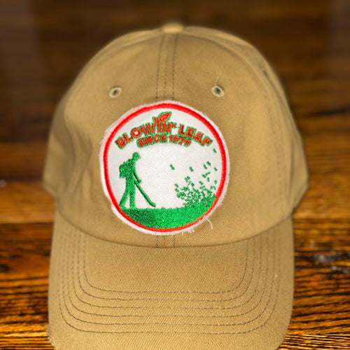 DumbLoud Blowin Leaf Hat (Tan)