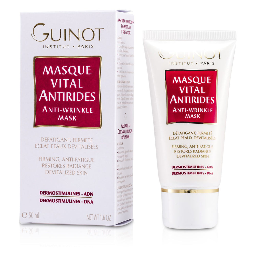 Anti Wrinkle Mask (For Devitalized Skin)