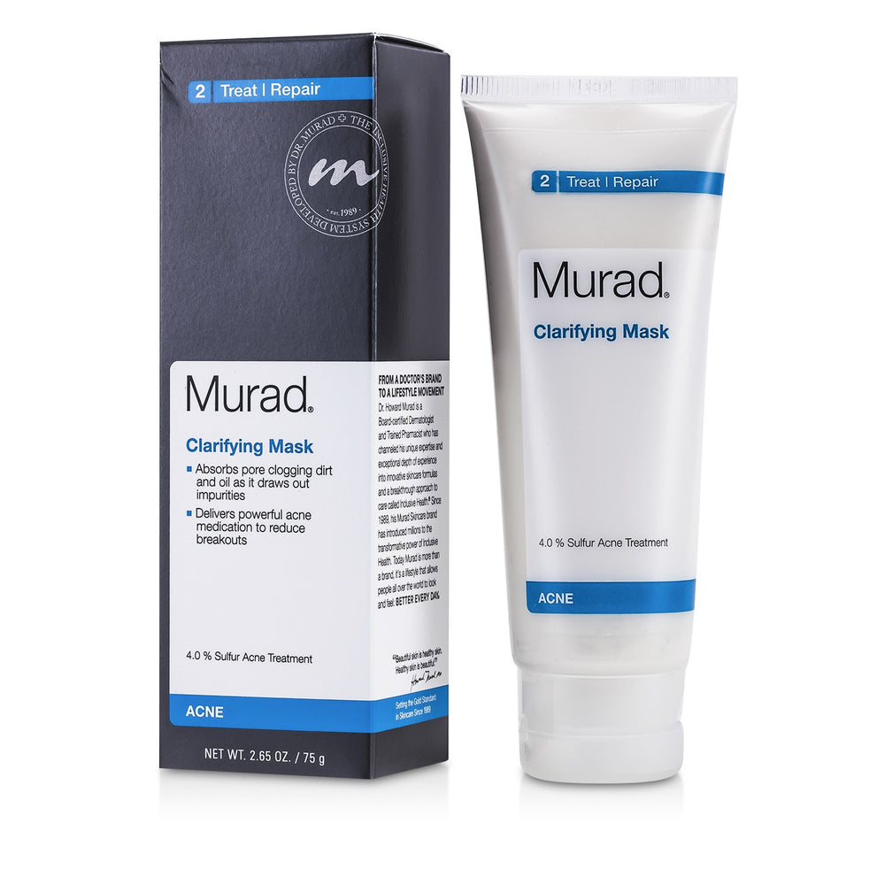 Acne Control Clarifying Mask