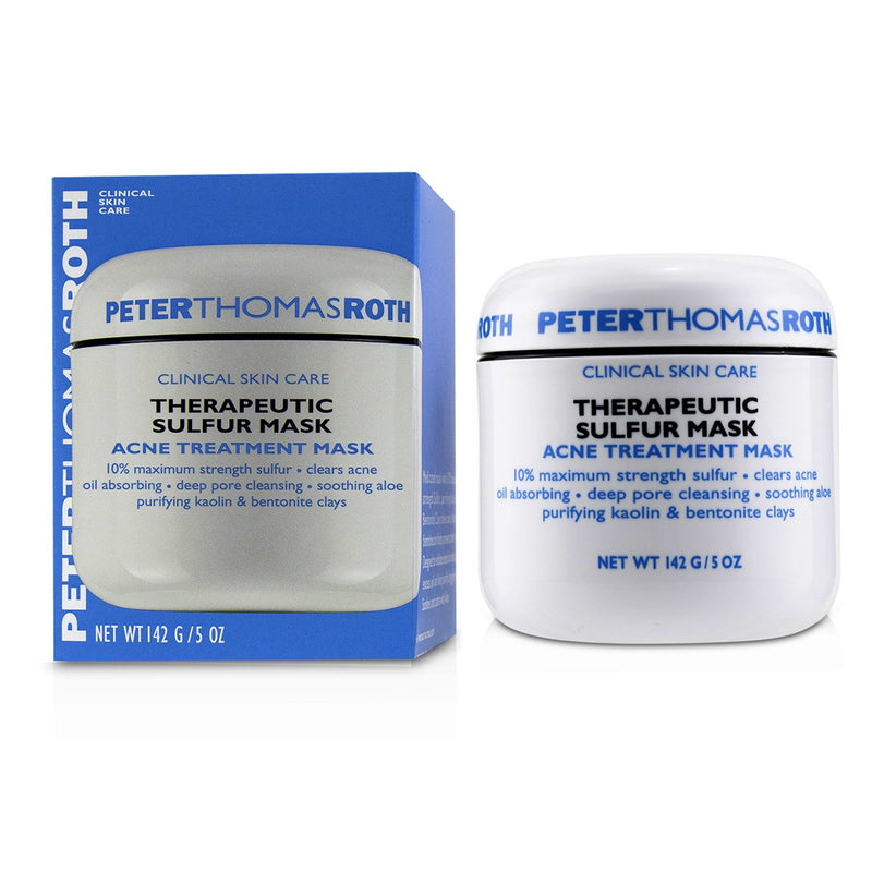 Therapeutic Sulfur Masque Acne Treatment 40041