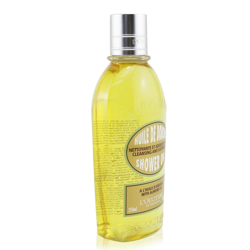 Almond Cleansing & Soothing Shower Oil 45188