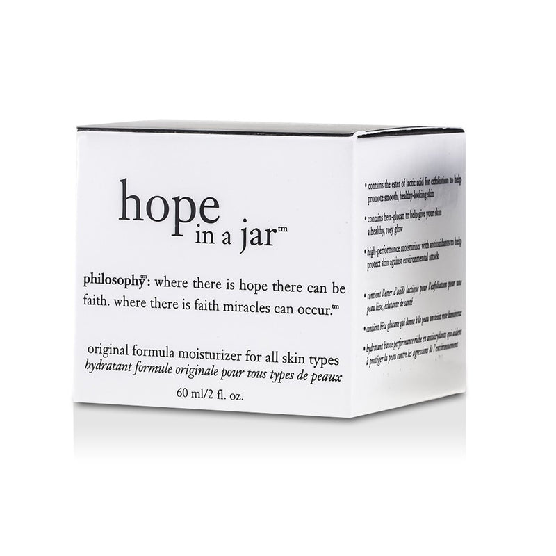 Hope In A Jar Moisturizer (All Skin Types) 47612
