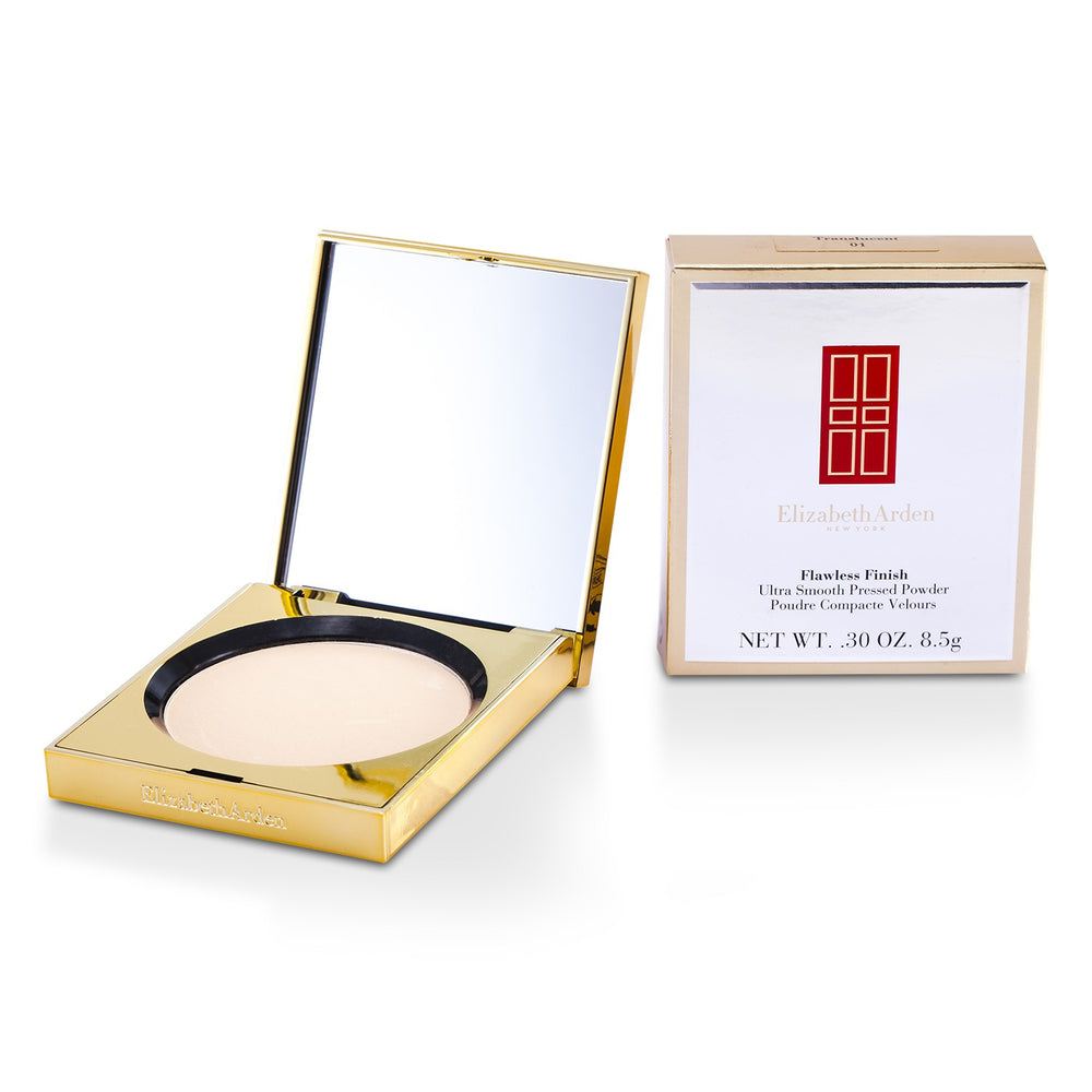 Flawless Finish Ultra Smooth Pressed Powder # 01 Translucent 67874