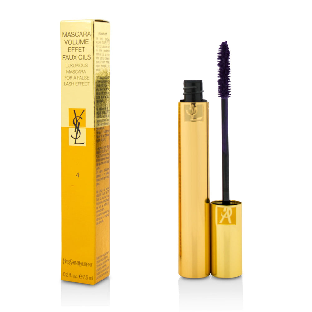 Mascara Volume Effet Faux Cils (Luxurious Mascara) # 04 Fascinating Violet 78736