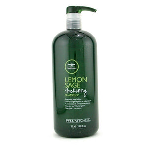 Load image into Gallery viewer, Tea Tree Lemon Sage Thickening Shampoo (Energizing Body Builder) 98544