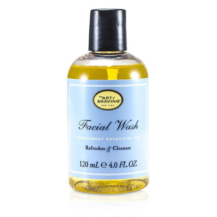Facial Wash Peppermint Essential Oil (For Sensitive Skin) 100363