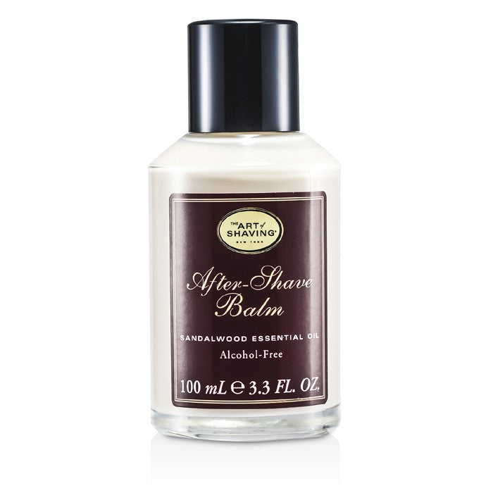 After Shave Balm Sandalwood Essential Oil 100614
