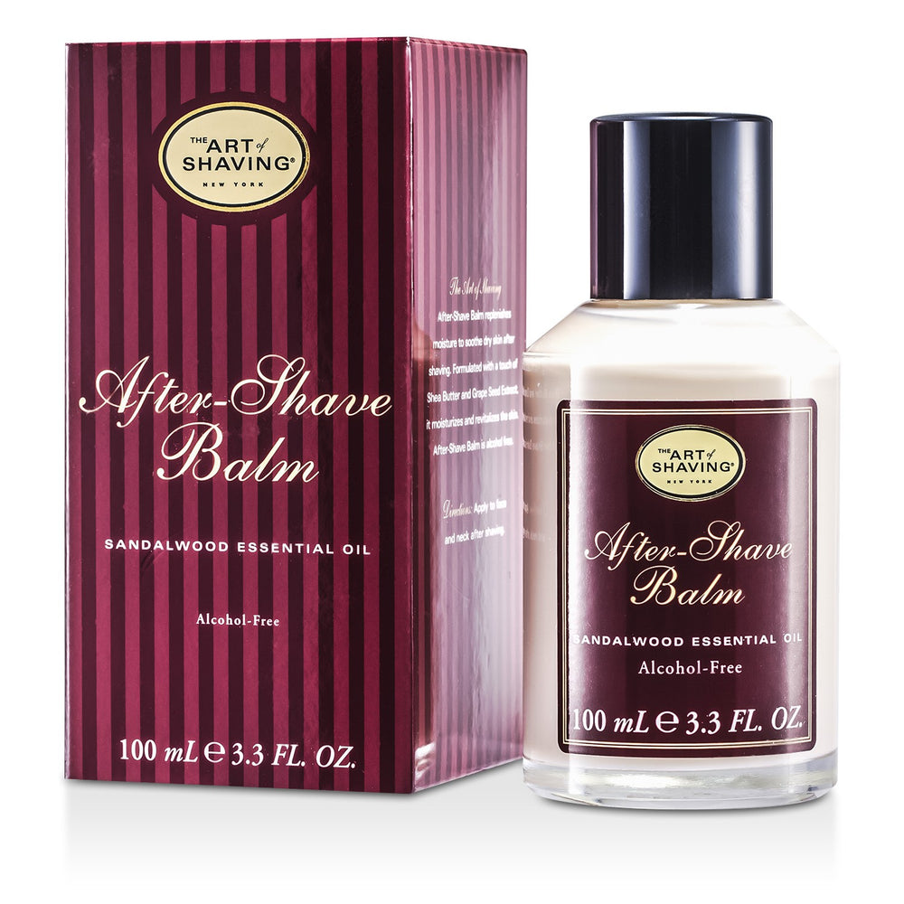 Load image into Gallery viewer, After Shave Balm Sandalwood Essential Oil 100614
