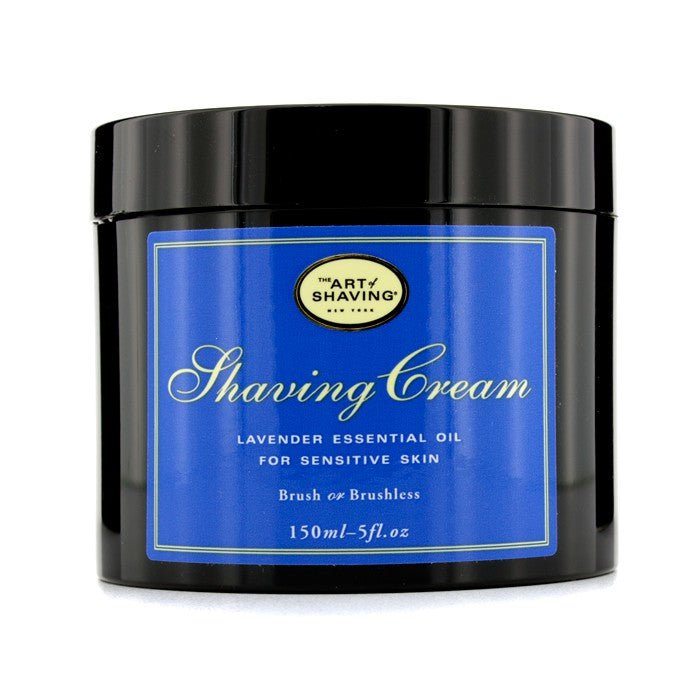 Shaving Cream Lavender Essential Oil (For Sensitive Skin) - The Art Of Shaving - Frenshmo