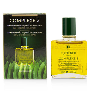 Complexe 5 Stimulating Plant Extract With Essential Oils (Pre Shampoo) 101997