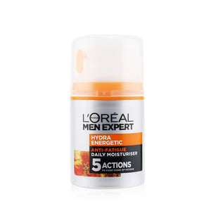 Men Expert Hydra Energetic Daily Anti Fatigue Moisturising Lotion 110936